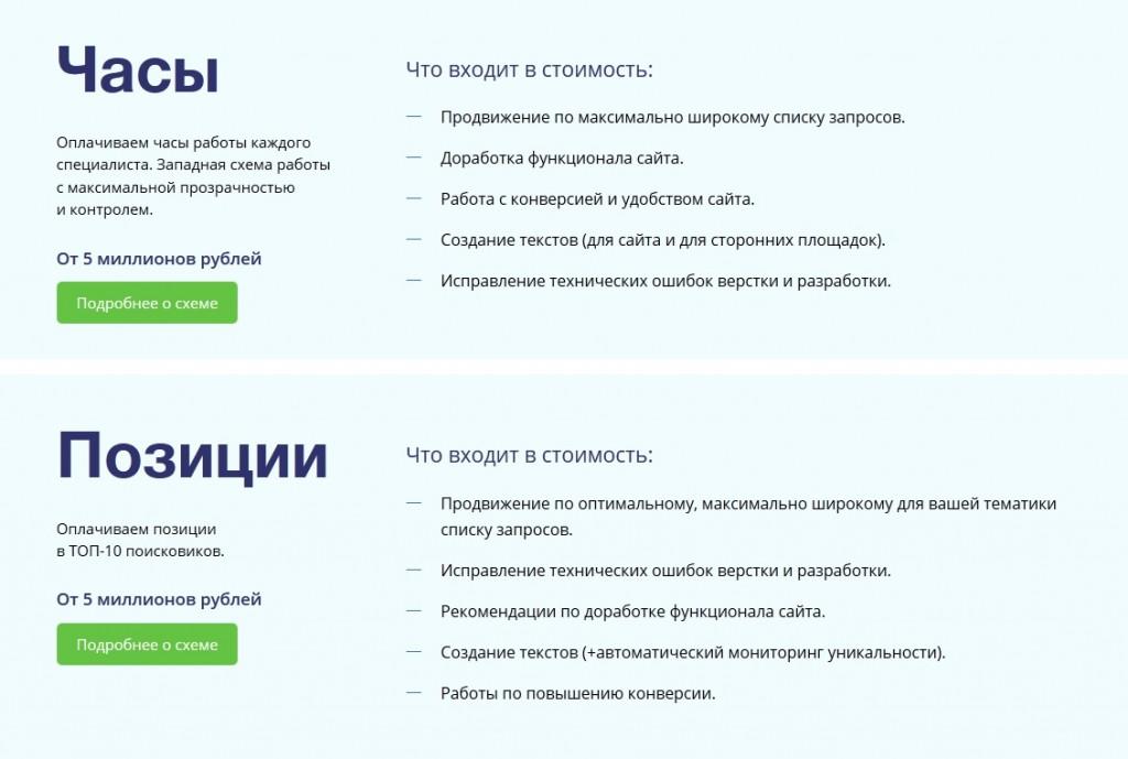 Стоимость seo продвижения сайта в Минске